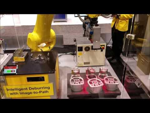 Automate 2017 – Various Types of Industrial Robotics – Chicago Illinois