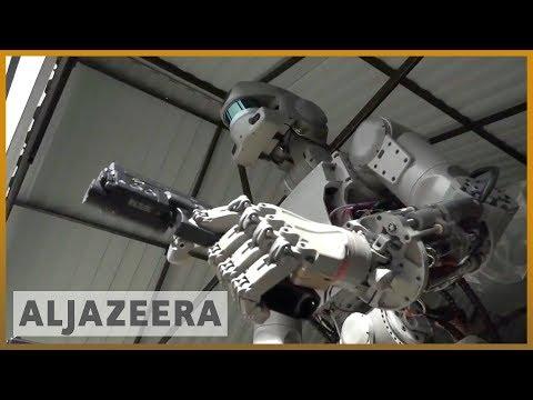 Killer robots: Scientists concerned over ethics of military AI | Al Jazeera English