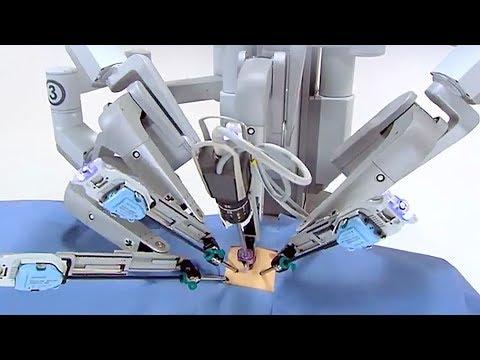 Robot Surgeons are the Future of Medicine
