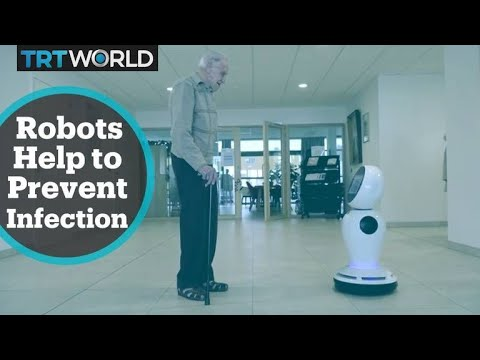 Robots to help reduce in infection among medical staff