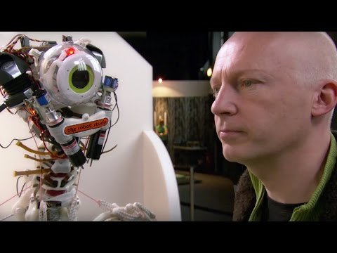 """The Robot With a """"Human"""" Body – The Hunt for AI – BBC"""