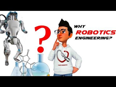 Why you should Choose Robotics Engineering?